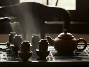 Dụng cụ trà đạo bao gồm những gì?