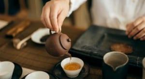 Lễ nghi thưởng trà của người Trung Hoa