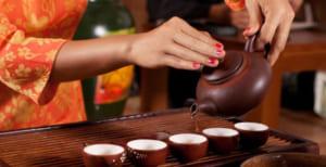 Nguyên tắc lễ nghĩa trong văn hóa uống trà của người Trung Quốc