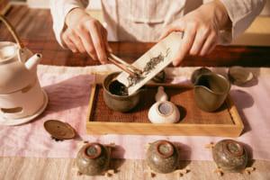 Những nghi thức trong trà đạo