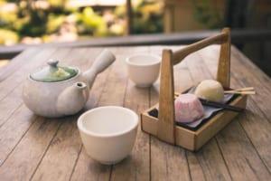 Những quốc gia có tầm ảnh hưởng bởi trà đạo