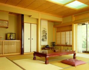 Tìm hiểu về không gian trà đạo ( trà thất ) của Nhật Bản