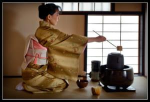 Các bước pha trà trong trà đạo Nhật Bản