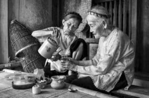 Lịch sử về văn hóa uống trà của người Việt