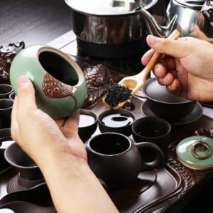 Nghệ thuật pha trà đạo Việt