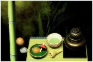 Những loại trà được dùng trong trà đạo Nhật Bản
