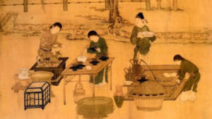 Phong tục uống trà của người Việt xưa & nay