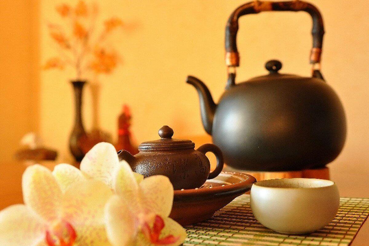 Lịch sử của trà đạo